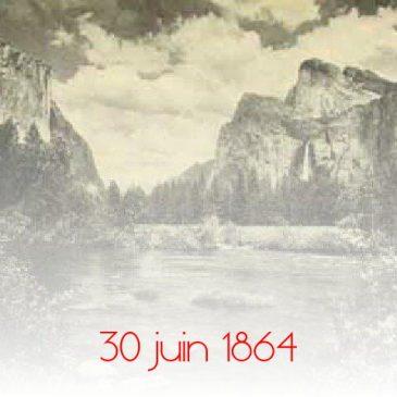 un futur est né le 30 juin 1864
