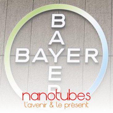 13 mai 2013, Bayer ferme son usine de nanotubes de carbone