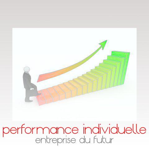 la performance individuelle dans l'entreprise du futur