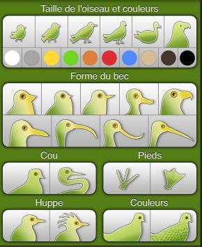 OiseauxDescripteurs