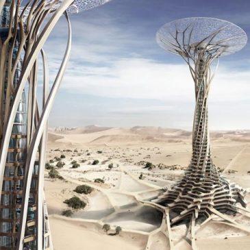 Pourquoi ne dessine-t-on plus les villes du futur?